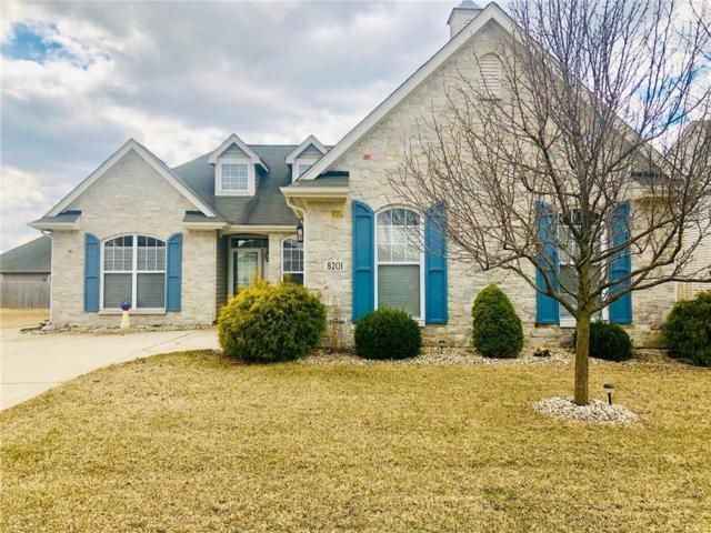 8201 Crumwell Drive, Avon, IN 46123 (MLS #21627553) :: Mike Price Realty Team - RE/MAX Centerstone