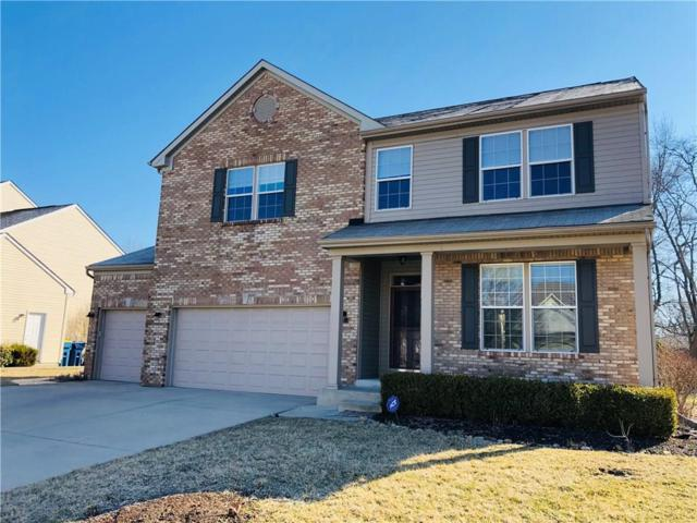 1871 Spring Beauty Drive, Avon, IN 46123 (MLS #21627603) :: Mike Price Realty Team - RE/MAX Centerstone