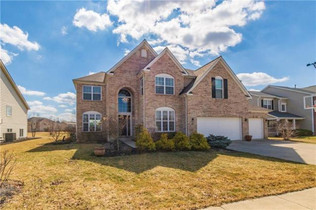 14235 Camden Lane, Carmel, IN 46074 (MLS #21627609) :: Mike Price Realty Team - RE/MAX Centerstone