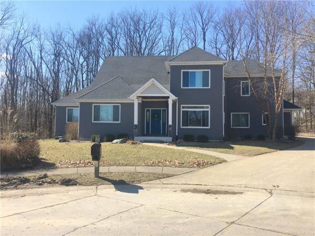 1676 James Boulevard, Greenfield, IN 46140 (MLS #21627619) :: FC Tucker Company