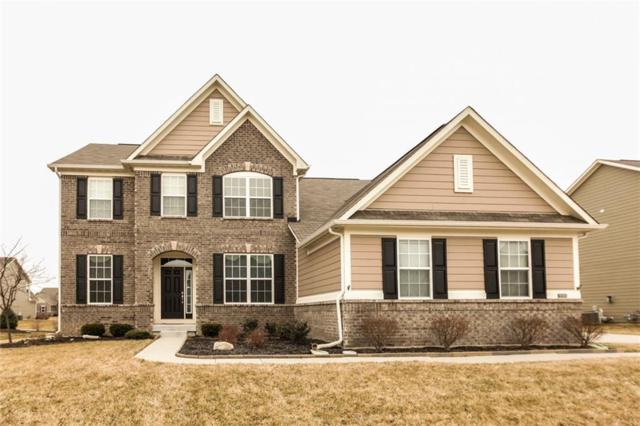 10010 Landis Boulevard, Fishers, IN 46040 (MLS #21627628) :: HergGroup Indianapolis