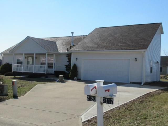 2120 Willow Oak Court, Shelbyville, IN 46176 (MLS #21627632) :: Mike Price Realty Team - RE/MAX Centerstone