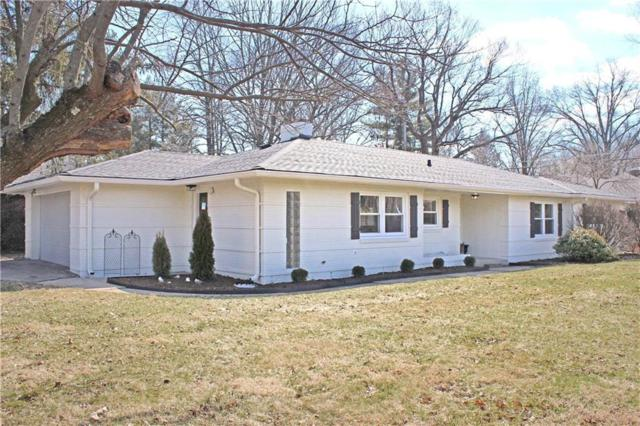 7277 N College Avenue, Indianapolis, IN 46240 (MLS #21627643) :: Mike Price Realty Team - RE/MAX Centerstone