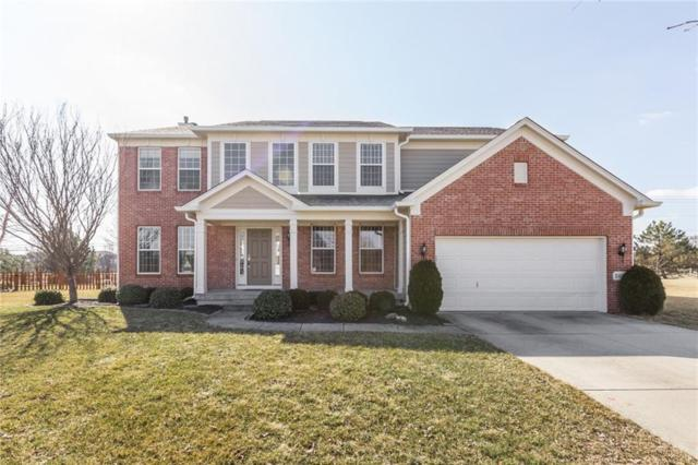 2027 Mustang Chase Drive, Carmel, IN 46074 (MLS #21627685) :: Mike Price Realty Team - RE/MAX Centerstone
