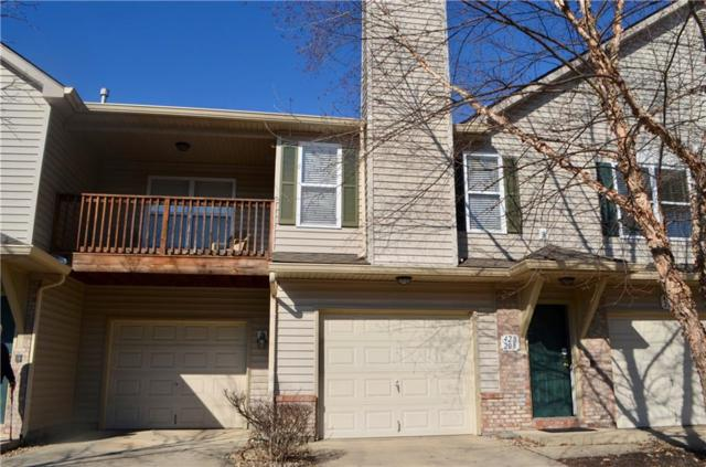 428 Creekwood Drive #208, Avon, IN 46123 (MLS #21627693) :: FC Tucker Company