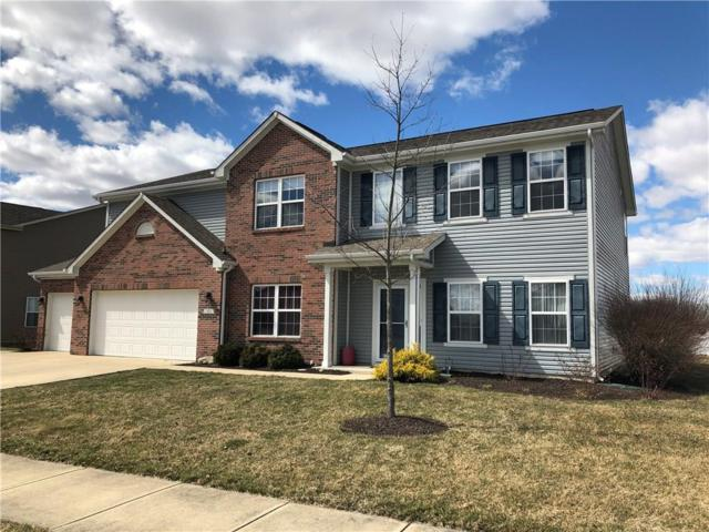 924 Gondola Run, Greenfield, IN 46140 (MLS #21627757) :: Mike Price Realty Team - RE/MAX Centerstone