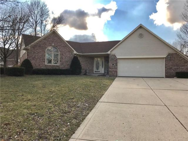 6881 Princess Lane, Avon, IN 46123 (MLS #21627781) :: Mike Price Realty Team - RE/MAX Centerstone