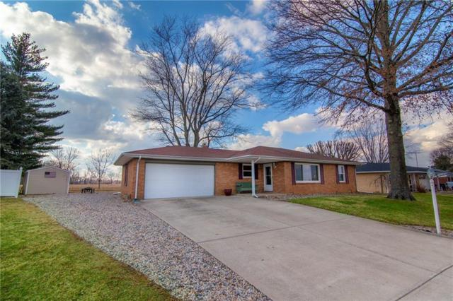 8881 S Mcgray Drive, Pendleton, IN 46064 (MLS #21627792) :: Mike Price Realty Team - RE/MAX Centerstone