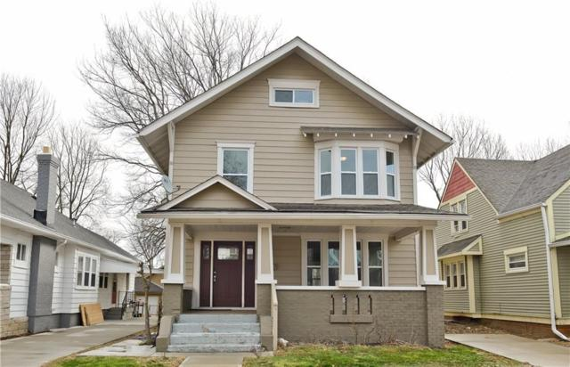 3931 N Capitol Avenue, Indianapolis, IN 46208 (MLS #21627857) :: Mike Price Realty Team - RE/MAX Centerstone