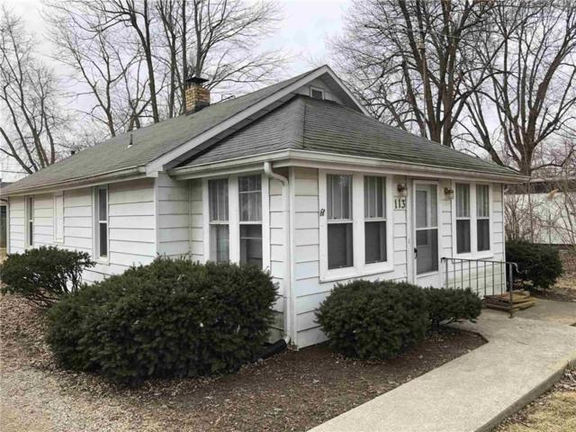 113 E Berkley Avenue, Muncie, IN 47303 (MLS #21627866) :: Mike Price Realty Team - RE/MAX Centerstone