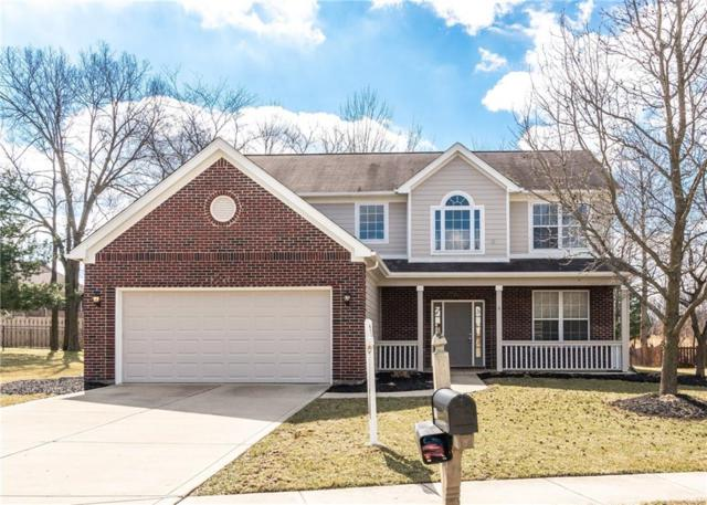 715 Hohlier Lane, Avon, IN 46123 (MLS #21627869) :: Mike Price Realty Team - RE/MAX Centerstone