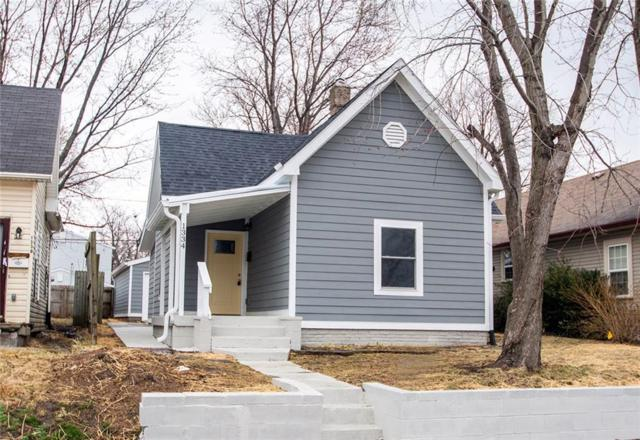 1334 E Naomi Street, Indianapolis, IN 46203 (MLS #21627870) :: The Indy Property Source