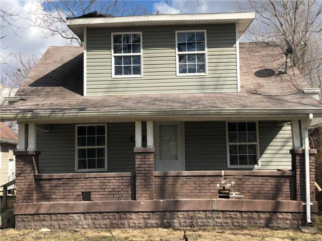 915 N Ewing Street, Indianapolis, IN 46201 (MLS #21627880) :: Anthony Robinson & AMR Real Estate Group LLC