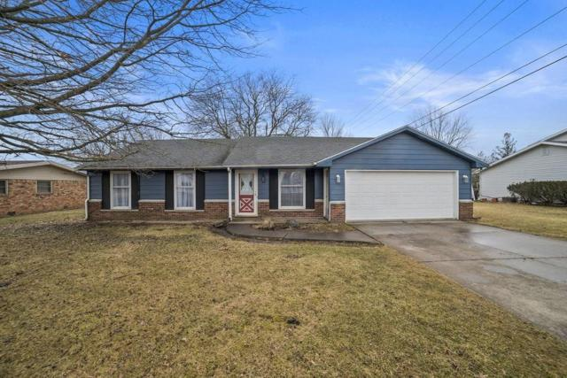 608 E Mcdonald Street, Hartford City, IN 47348 (MLS #21627886) :: David Brenton's Team