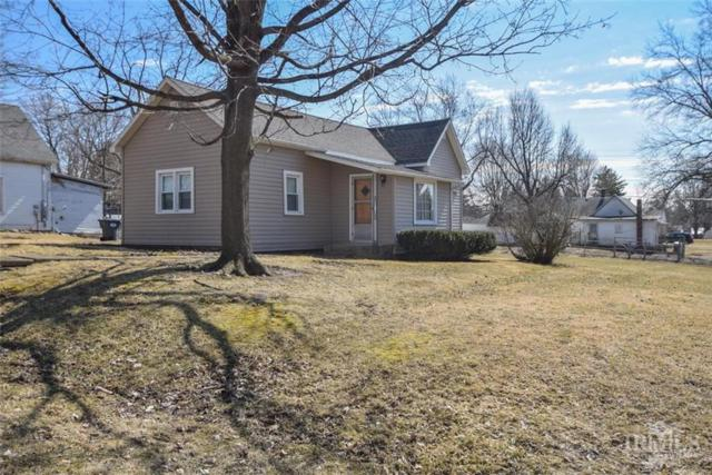 519 E South Street, Eaton, IN 47338 (MLS #21627893) :: The ORR Home Selling Team