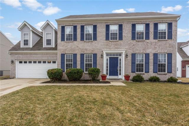 3309 Glenwillow Court, Bargersville, IN 46106 (MLS #21627895) :: The Indy Property Source