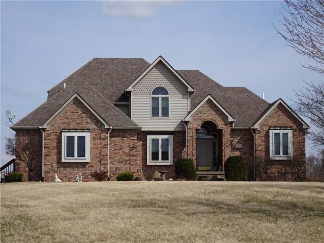 525 Jones Place, Martinsville, IN 46151 (MLS #21627898) :: The ORR Home Selling Team
