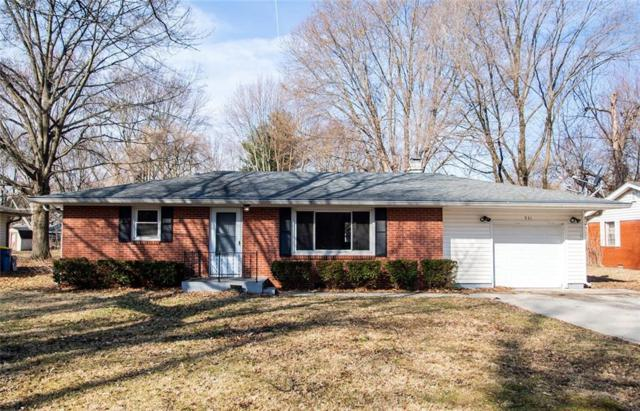 531 Lakeview Drive, Noblesville, IN 46060 (MLS #21627901) :: The Indy Property Source
