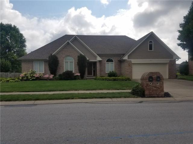 609 Horatio Drive, Avon, IN 46123 (MLS #21627913) :: The Indy Property Source