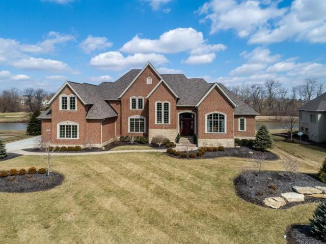 12072 Hawthorn Ridge, Fishers, IN 46037 (MLS #21627923) :: Mike Price Realty Team - RE/MAX Centerstone