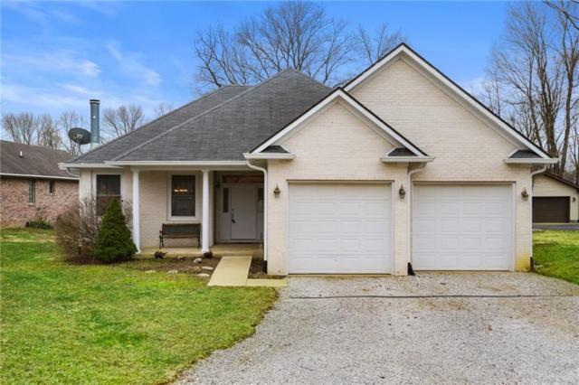 167 Mill Springs, Coatesville, IN 46121 (MLS #21627935) :: The ORR Home Selling Team