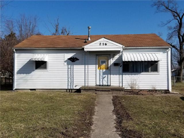 216 Mohawk Street, Anderson, IN 46012 (MLS #21627950) :: Mike Price Realty Team - RE/MAX Centerstone