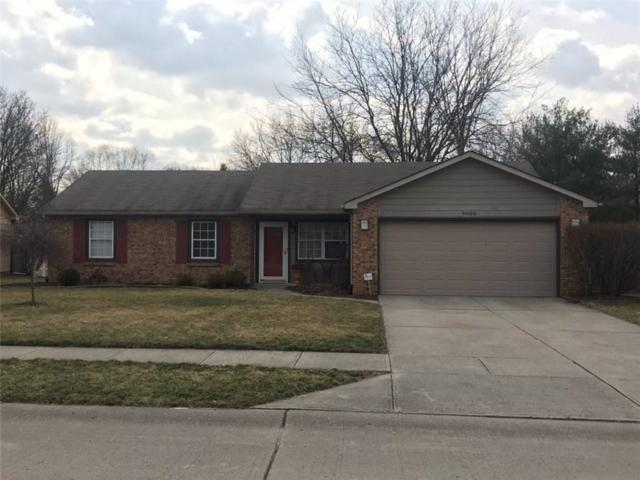 9909 Beam Ridge Drive, Indianapolis, IN 46256 (MLS #21627959) :: Mike Price Realty Team - RE/MAX Centerstone