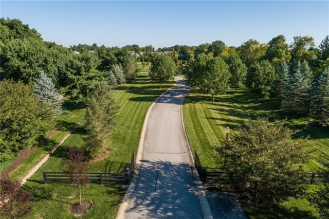 8676 Hunt Club Road, Zionsville, IN 46077 (MLS #21627962) :: Mike Price Realty Team - RE/MAX Centerstone