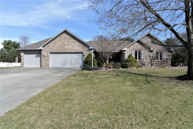 183 Morningside Drive, Brownsburg, IN 46112 (MLS #21627980) :: The ORR Home Selling Team
