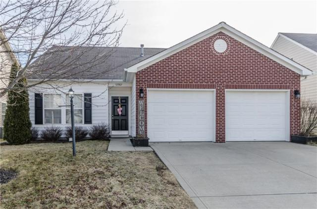 12387 Berry Patch Lane, Fishers, IN 46037 (MLS #21628003) :: HergGroup Indianapolis