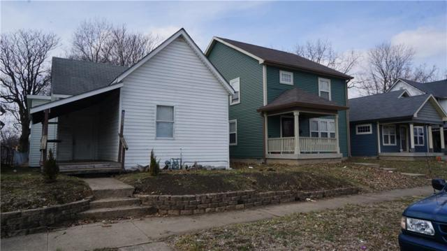 546 N Tremont Street, Indianapolis, IN 46222 (MLS #21628020) :: FC Tucker Company