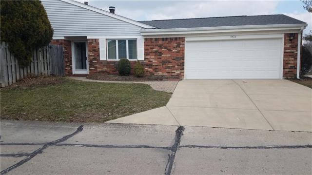 5502 Vin Rose Lane, Lawrence, IN 46226 (MLS #21628057) :: Mike Price Realty Team - RE/MAX Centerstone