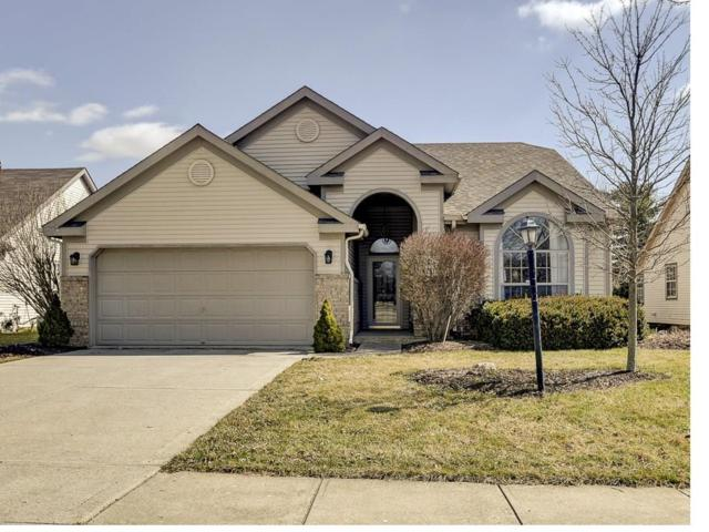 10276 Lakeland Drive, Fishers, IN 46037 (MLS #21628069) :: Mike Price Realty Team - RE/MAX Centerstone