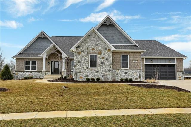 2243 W Haines Pass, Greenfield, IN 46140 (MLS #21628074) :: Richwine Elite Group