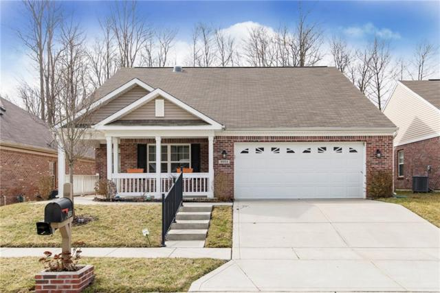 9553 Woodsong Lane, Indianapolis, IN 46229 (MLS #21628122) :: Mike Price Realty Team - RE/MAX Centerstone