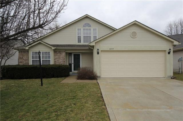 6419 Hunters Green Court, Indianapolis, IN 46278 (MLS #21628162) :: Mike Price Realty Team - RE/MAX Centerstone