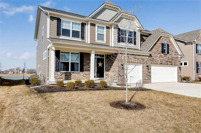 11932 Whisper Ridge Drive, Noblesville, IN 46060 (MLS #21628208) :: Mike Price Realty Team - RE/MAX Centerstone