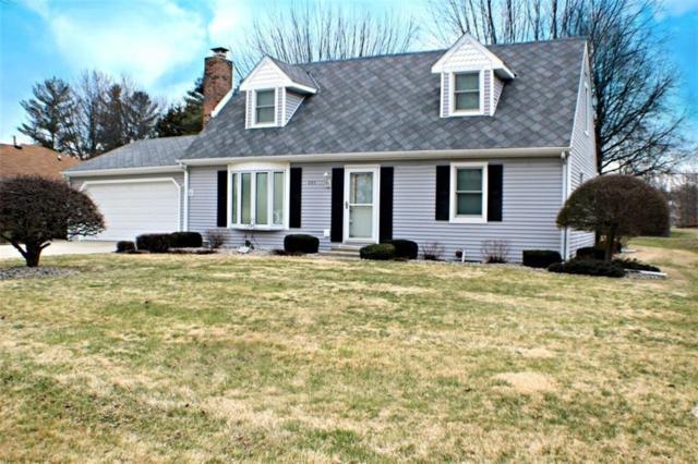 220 S Lansdown Way, Anderson, IN 46012 (MLS #21628209) :: The ORR Home Selling Team