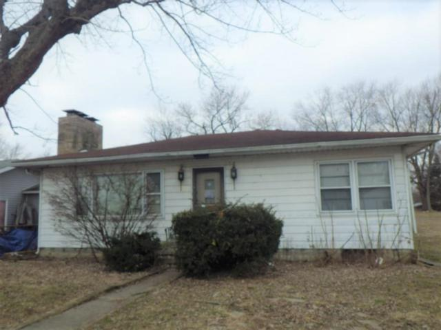 2613 Louise Street, Anderson, IN 46016 (MLS #21628213) :: The ORR Home Selling Team