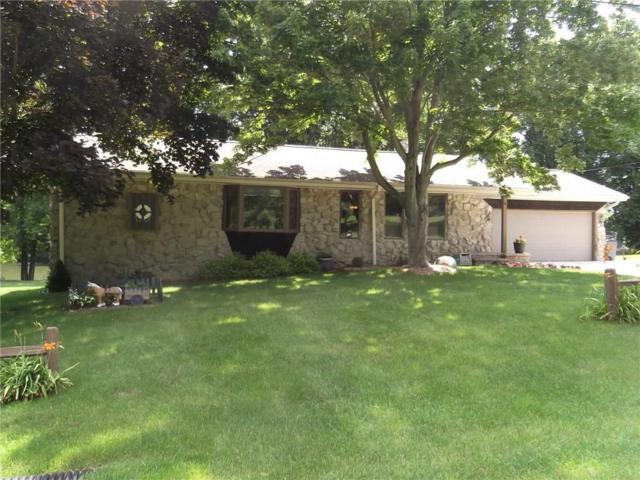 5450 S Lakeshore Drive, Crawfordsville, IN 47933 (MLS #21628276) :: FC Tucker Company