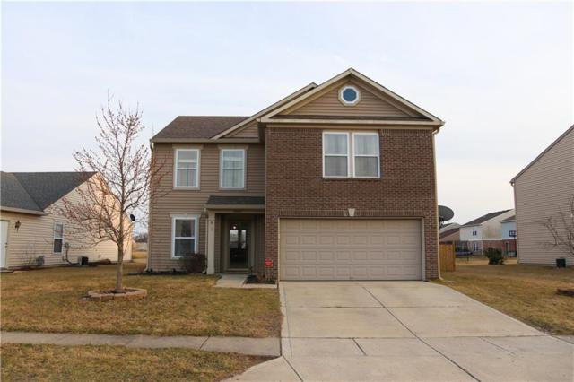 10811 Gathering Drive, Indianapolis, IN 46259 (MLS #21628300) :: The Evelo Team