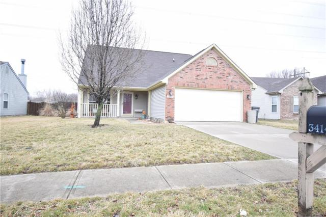 3414 Cold Harbor Drive, Indianapolis, IN 46227 (MLS #21628365) :: Mike Price Realty Team - RE/MAX Centerstone