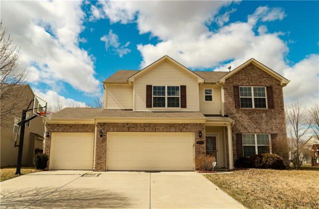 8536 Claverdon Lane, Avon, IN 46123 (MLS #21628406) :: HergGroup Indianapolis