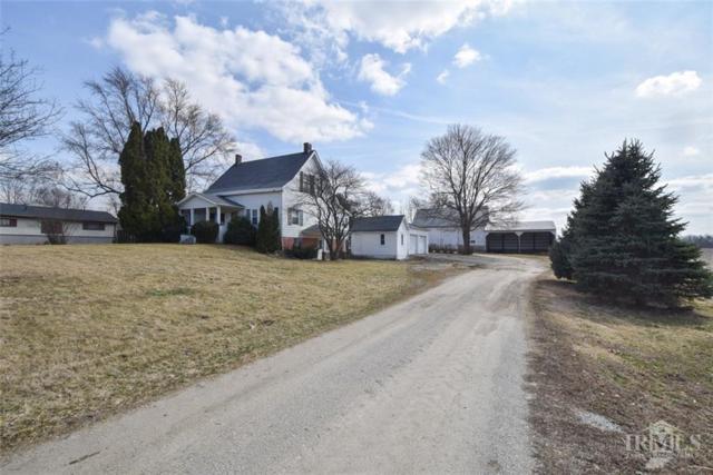 911 W County Road 600 S, Muncie, IN 47302 (MLS #21628419) :: The ORR Home Selling Team