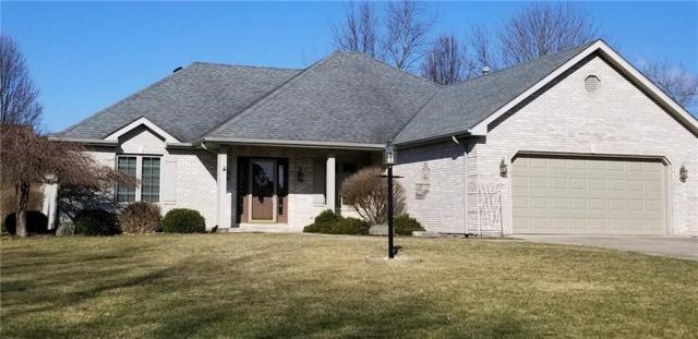 1261 N Stewart Road, Anderson, IN 46012 (MLS #21628430) :: The ORR Home Selling Team