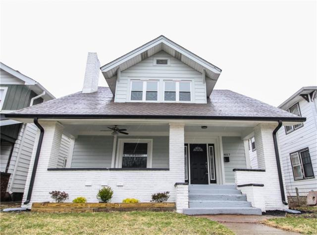 4017 Boulevard Place, Indianapolis, IN 46208 (MLS #21628433) :: The Evelo Team