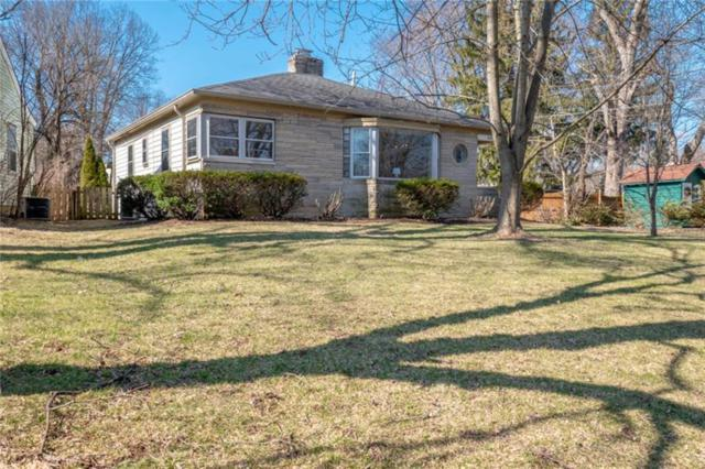 6640 Broadway Street, Indianapolis, IN 46220 (MLS #21628440) :: Mike Price Realty Team - RE/MAX Centerstone