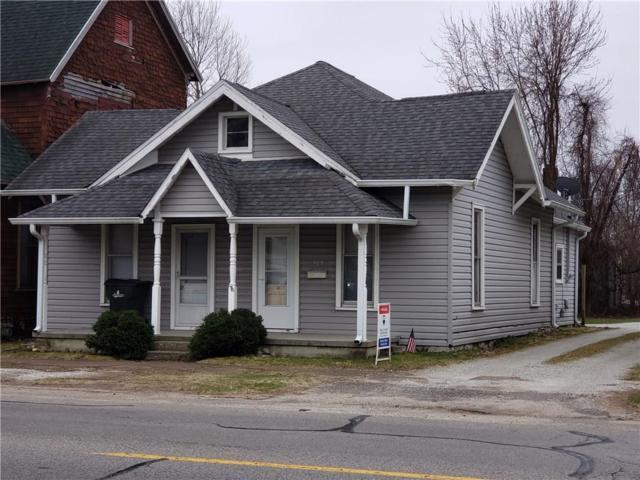 505 W Main Street, Greensburg, IN 47240 (MLS #21628450) :: The Evelo Team