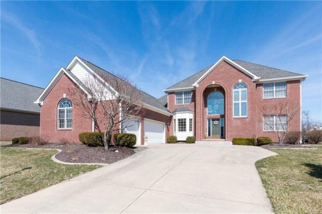 11154 Turfgrass Way, Indianapolis, IN 46236 (MLS #21628459) :: The ORR Home Selling Team
