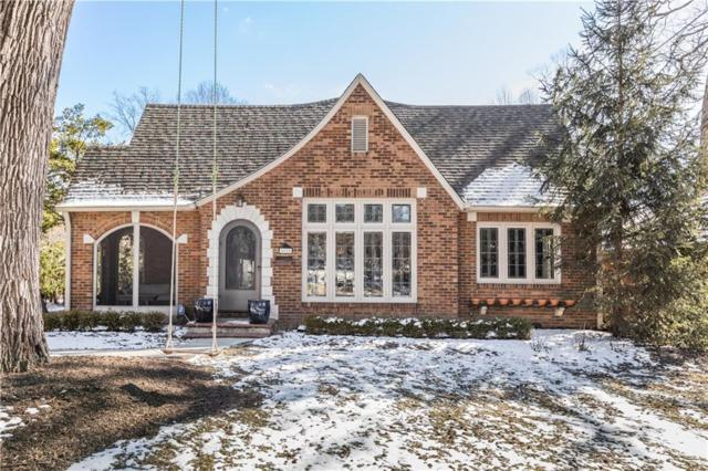 5815 Carrollton Avenue, Indianapolis, IN 46220 (MLS #21628476) :: Mike Price Realty Team - RE/MAX Centerstone
